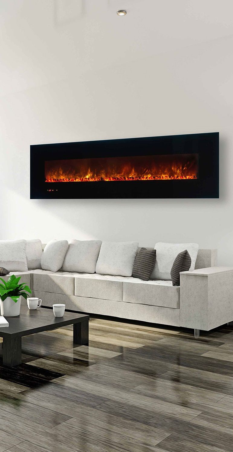 Modern Design Electric Fireplace With Cozy Living Room Modern Electric Fireplace Cozy Living Rooms Home Interior Design Modern outdoor fire pit electric