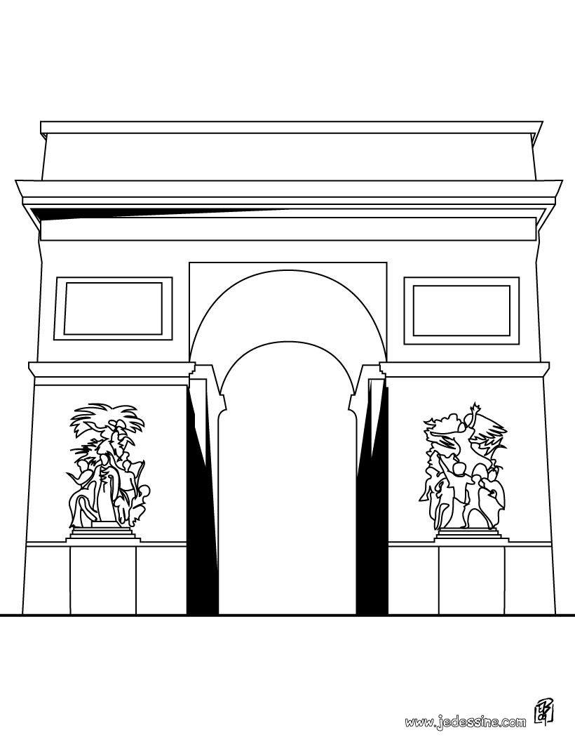 Viens découvrir et colorier les beaux monuments du monde. Ici on te ...