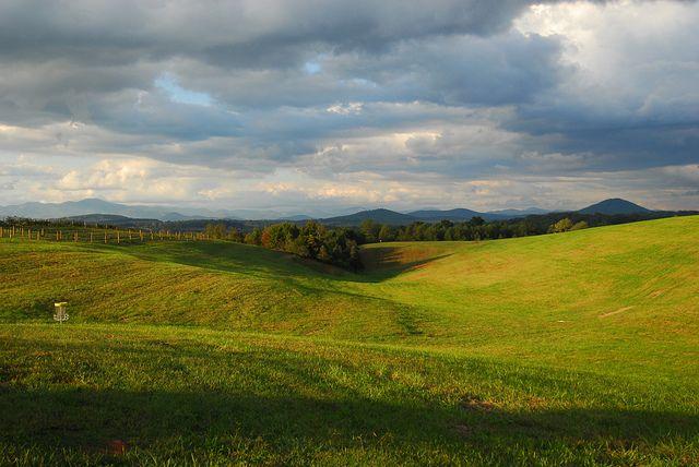 Upstate South Carolina Landscape Landscape Oconee County Wyoming County