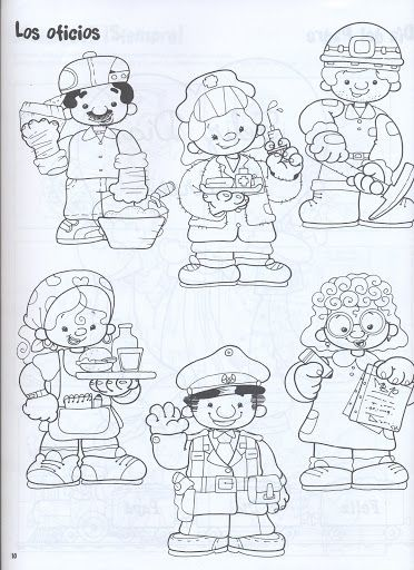 Figuras Maestra de Preescolar Nº 6 Juan López Lombardo