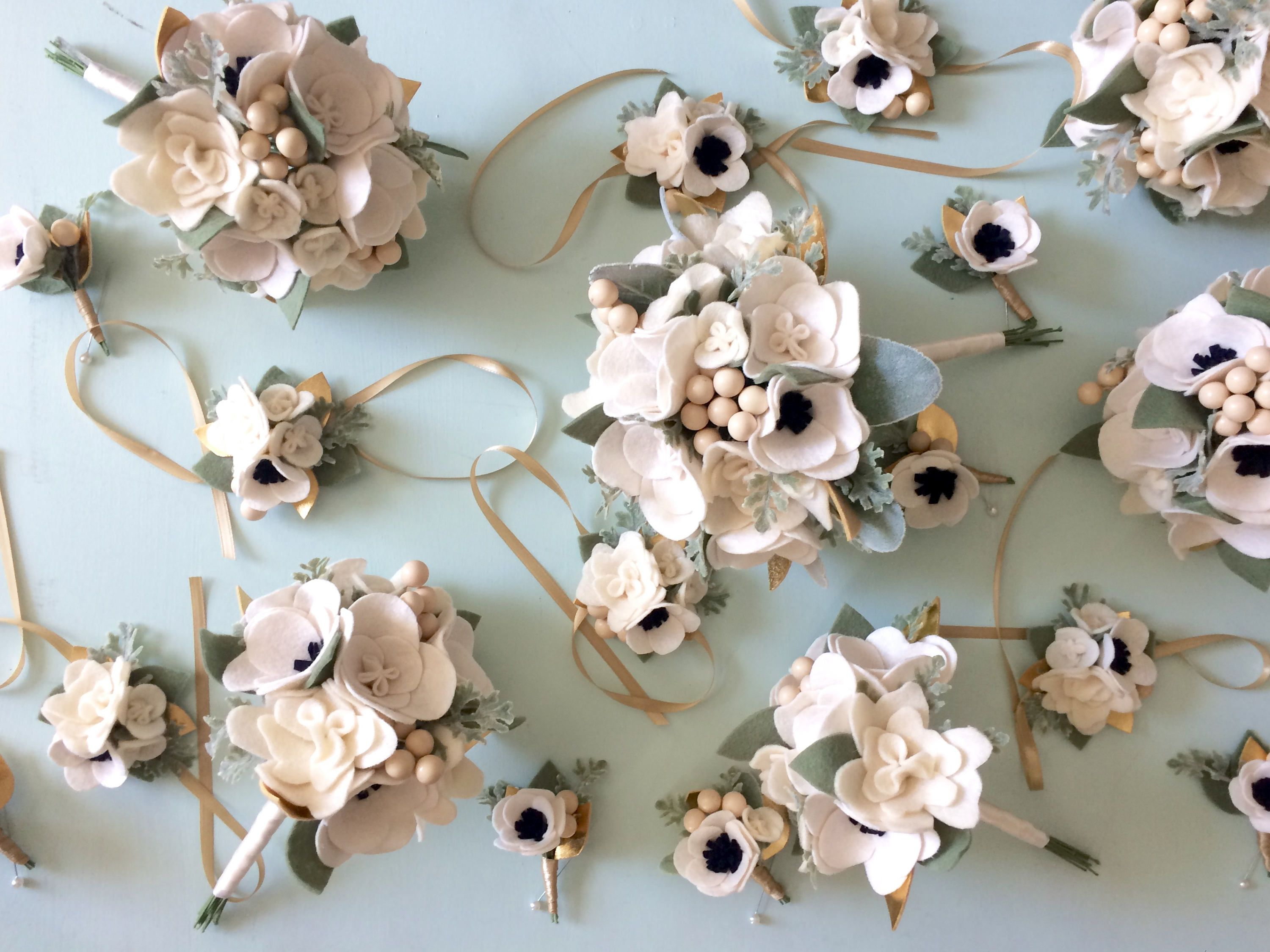 Where To Buy Affordable Wedding Flower Packages Handmade