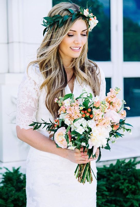 15 Beyond Pretty Wedding Bouquets Preowned Wedding Dresses
