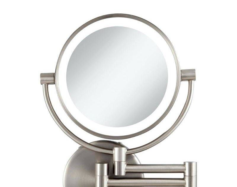 Cool Electric Makeup Mirror With Lights In 2020 With Images