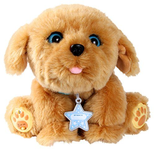 Hi I M Snuggles Your Dream Puppy I Move And Feel Just Like A Real Puppy Hold Me In Your Arms And Give Me Little Live Pets Christmas Toys Best Christmas Toys