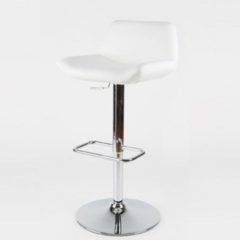 Wondrous Maya Bar Stool Bs1080P Wht Products Bar Stools Evergreenethics Interior Chair Design Evergreenethicsorg