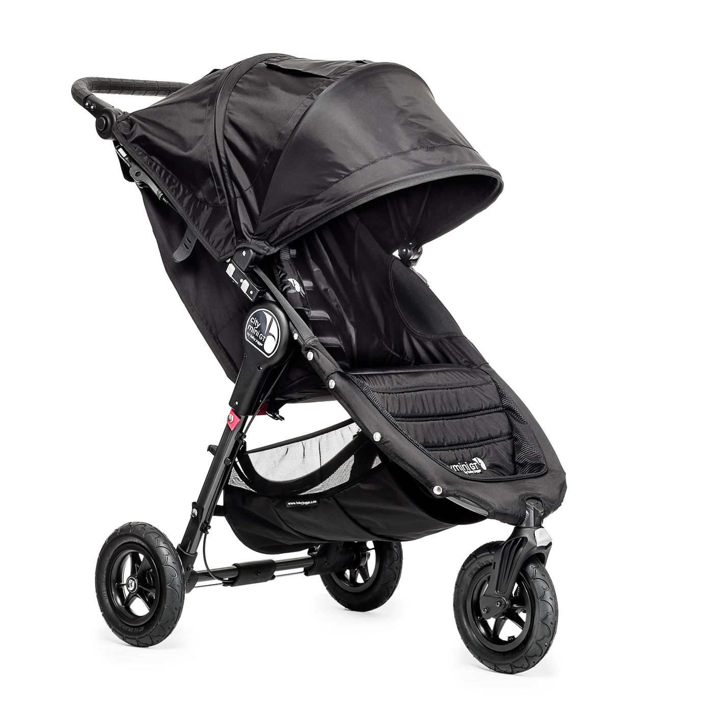 Baby Jogger City Mini GT Single Stroller, Black Stroller