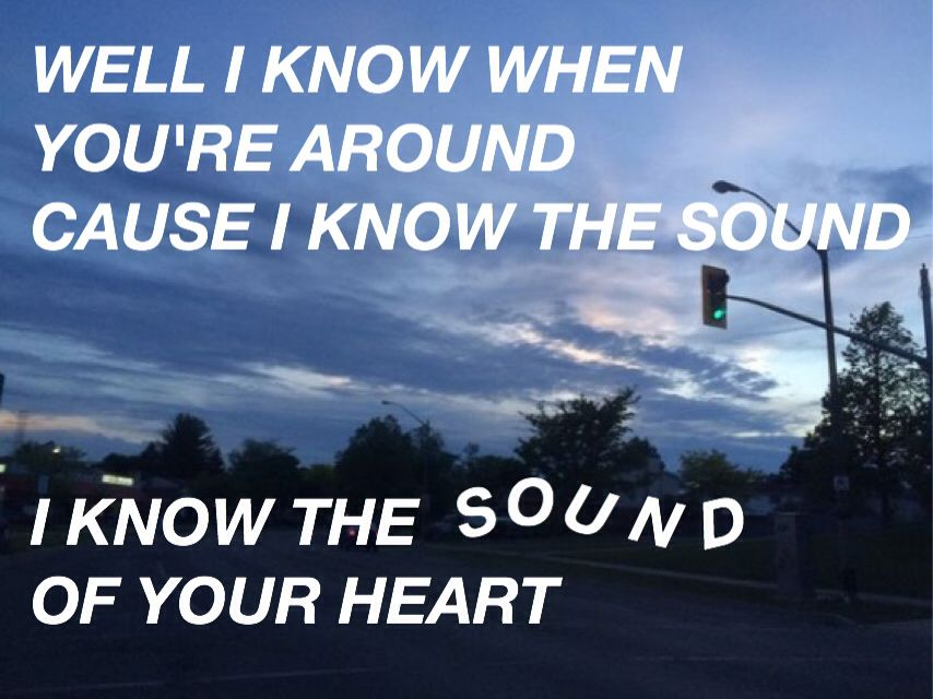 Lyric good song lyrics for photo captions : the sound // the 1975 || obsessed with this song right now ...