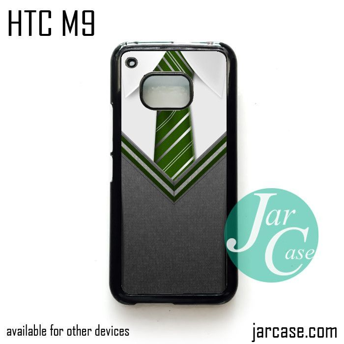 harry potter cloth slytherin Phone Case for HTC One M9 case and other HTC Devices