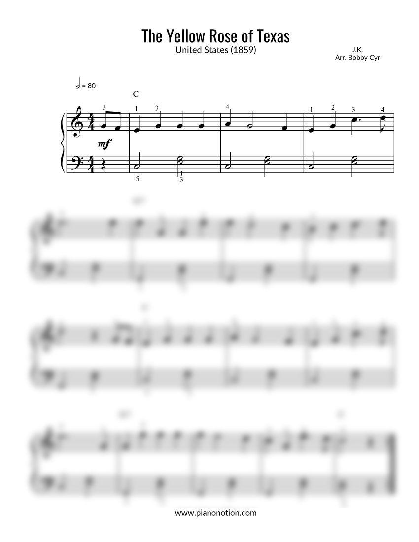 Method Book Three En 2020 Piano Sheet Partition Facile Piano