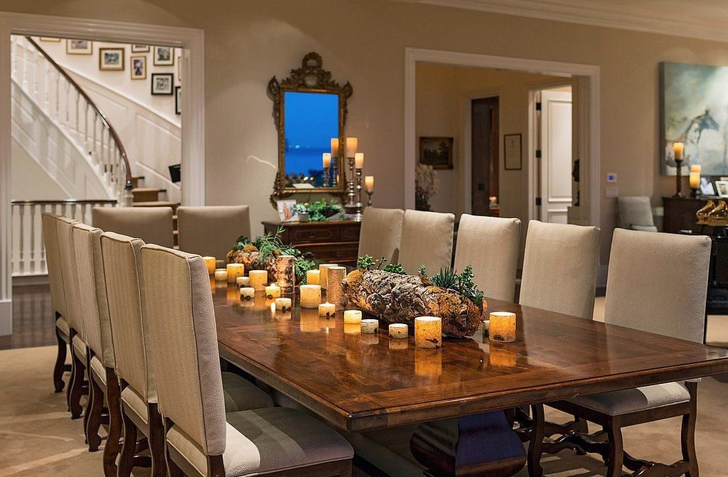 The Grand Dining Room Is Known For Its Many Televised Dinner Parties Source Chris