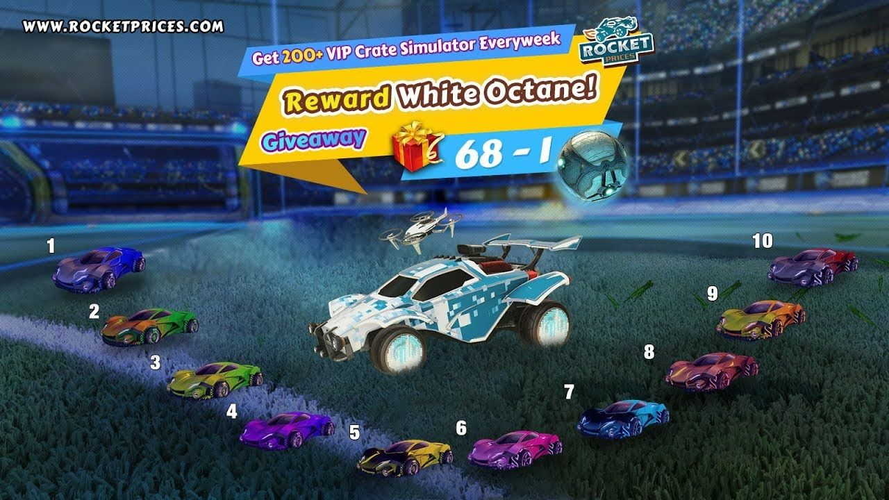 Rocket League Giveaway 681 Top 10 Werewolf Designs With