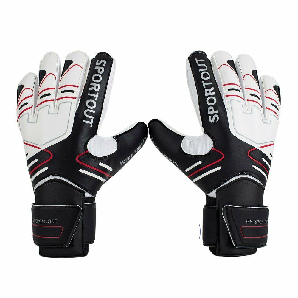 Advertisement Ebay Guantes D Portero Profesional Futbol Prevenir Lesiones Natural Latex Tamano Goalie Gloves Goalkeeper Gloves Goalkeeper