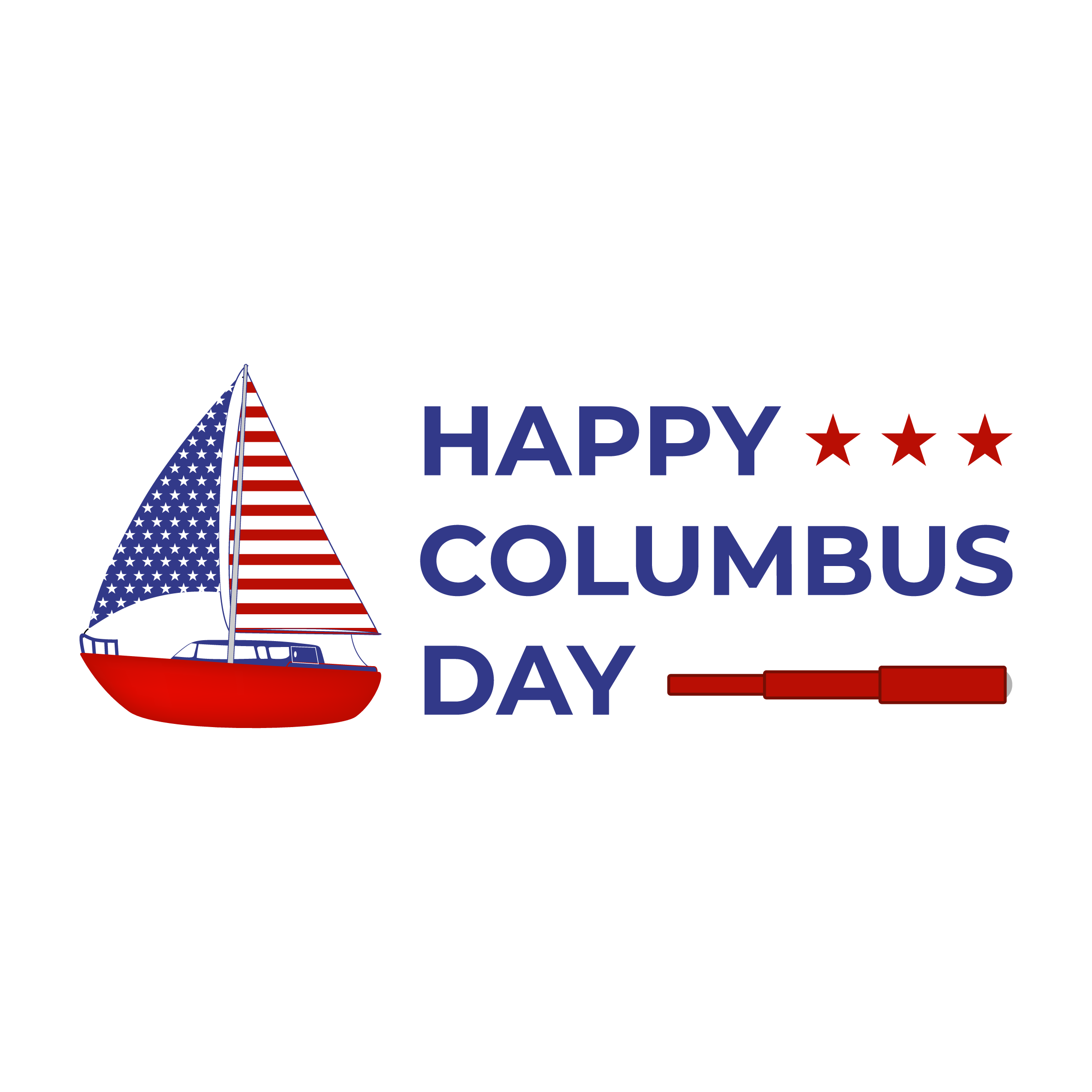 Columbus Day In The United States Happy Columbus Day Happy Columbus Columbus Day Png And Vector With Transparent Background For Free Download In 2020 Happy Columbus Day Columbus Day 2020 Columbus