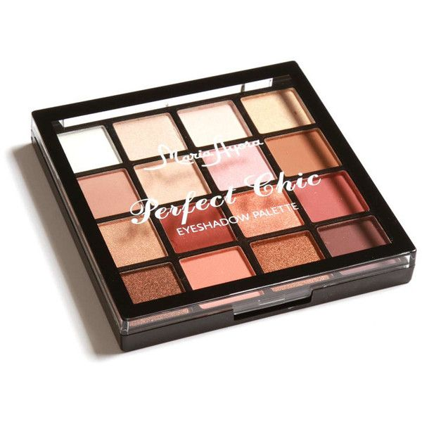Italia Deluxe-THE MATTE 63 EYESHADOW PALETTE PERFECT MATCH