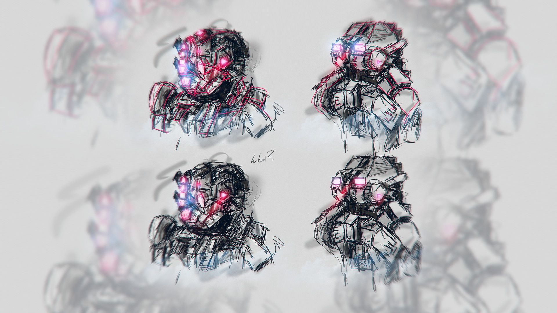 ArtStation - Sketches.., Jonathan Lucero
