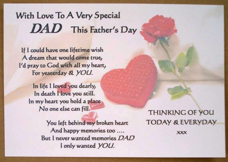 {HD}35 Best Happy Fathers Day Poems - Fathers Day Poem ...