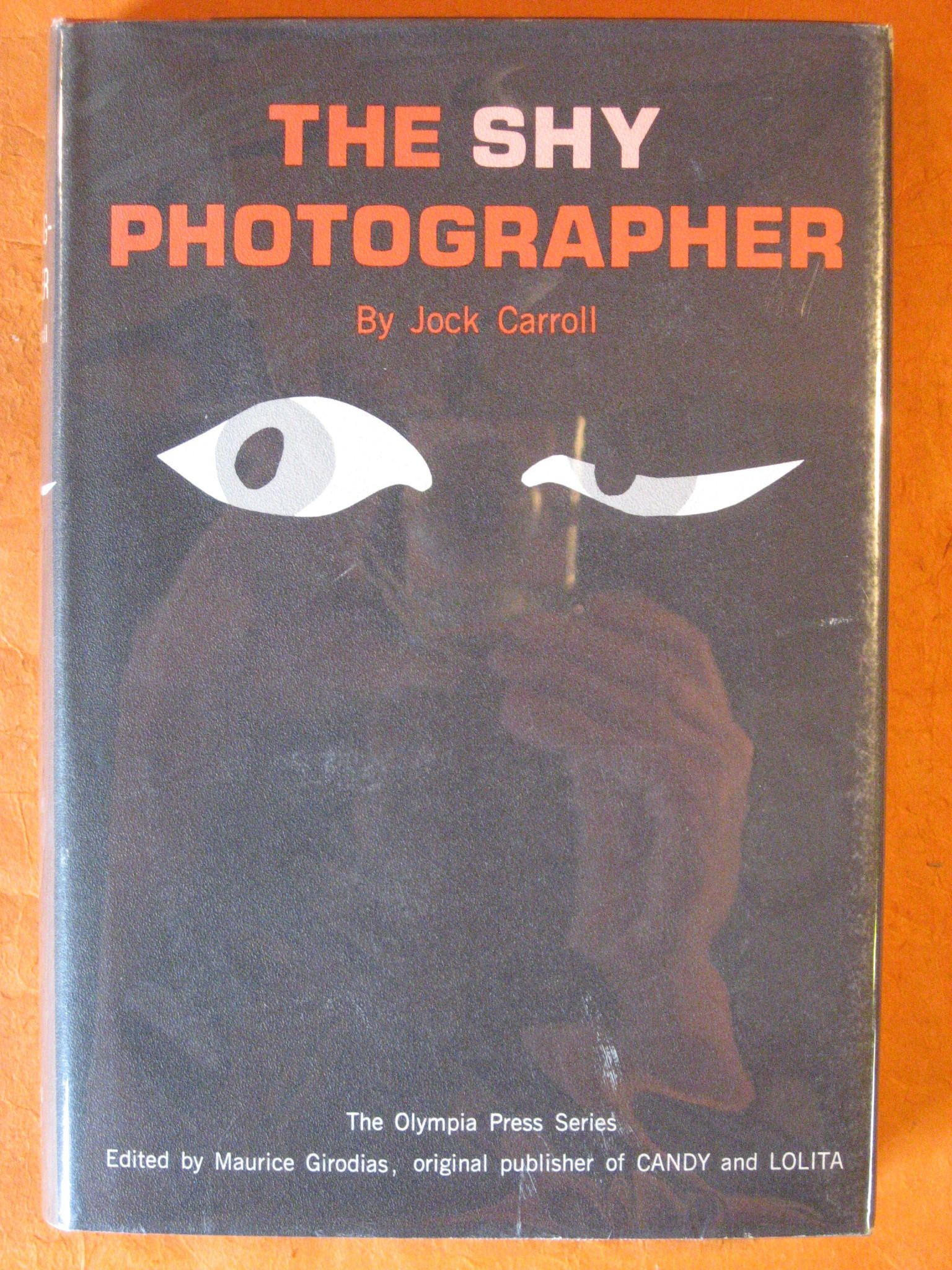 The Shy Photographer by Jock Carroll by Pistilbooks on Etsy