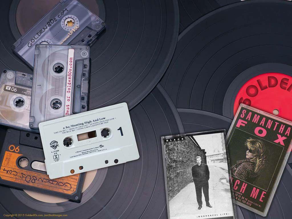 80s Wallpaper 80s 80smusic Golden80s Cassette