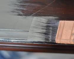 Marilynu0027s Chalk Paint Over Varnish