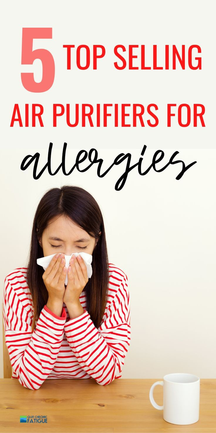 Best Air Purifiers For Multiple Chemical Sensitivity [5