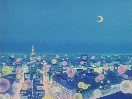 Found On Tumblr Sailor Moon Background Sailor Moon Aesthetic