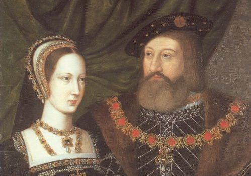 Photo of March 3, 1515 – Mary Tudor and Charles Brandon Secretly Married