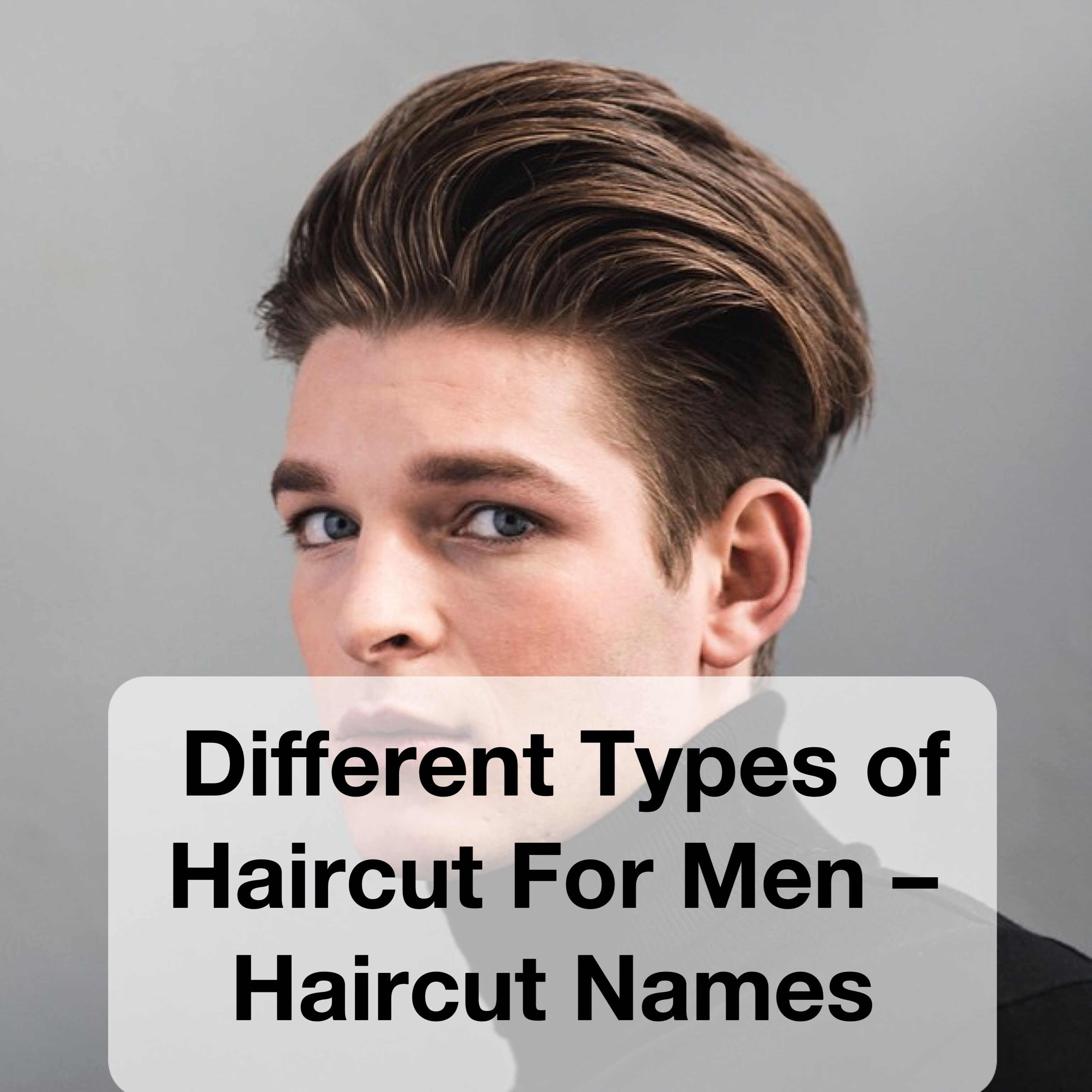 23++ Different types of hairstyles for guys ideas in 2021