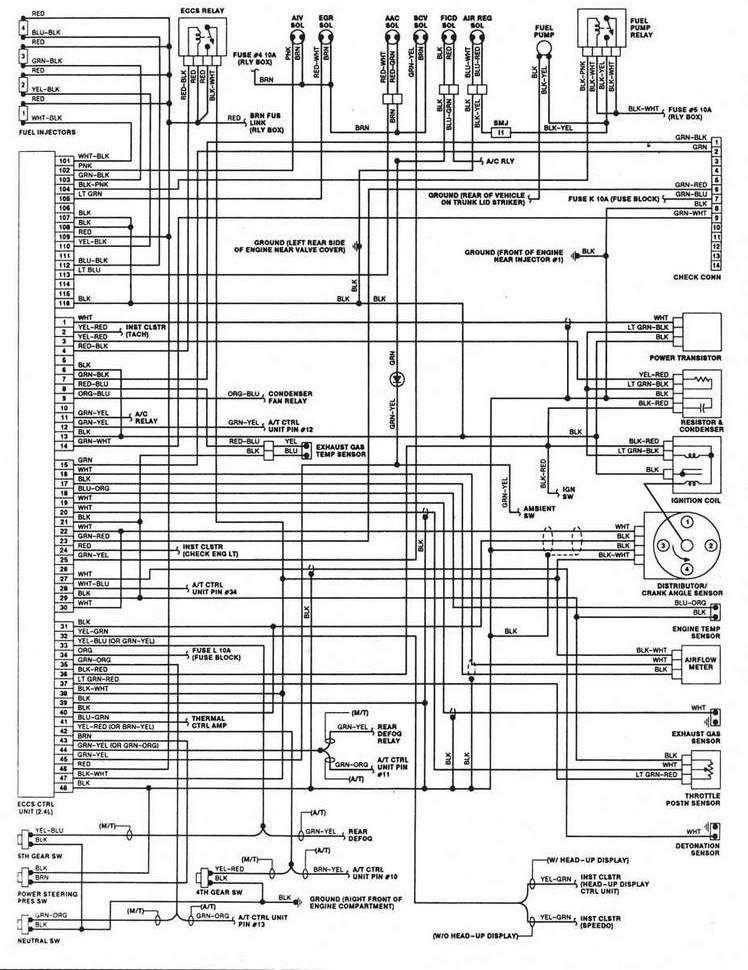 wiring diagram for trailer with brakes  schaltplan dodge