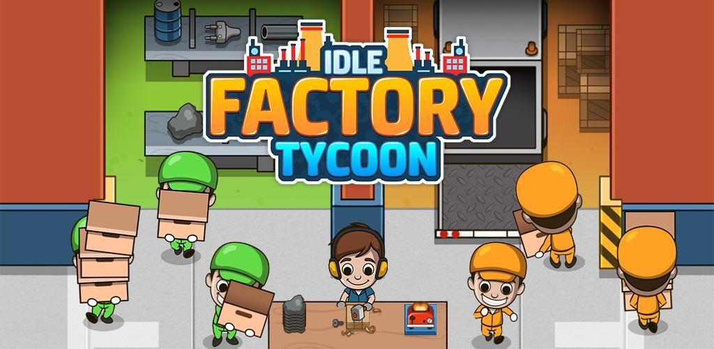 Idle Factory Tycoon kostenlos am PC spielen, so geht es