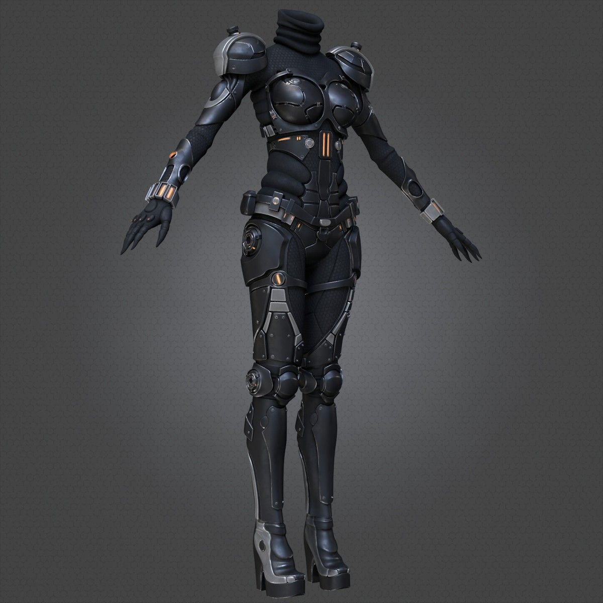 3d sci fi suit female character pinterest sci fi and 3d