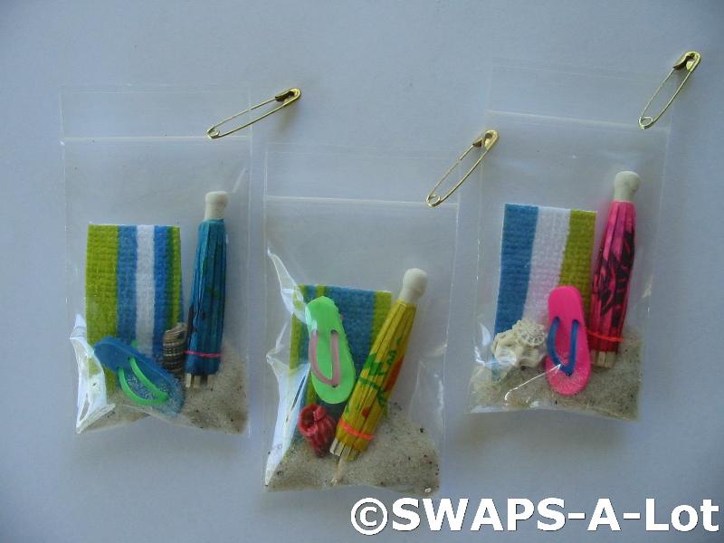 SWAPS-A-Lot - Beach in a Bag   Shells | Guiding Gems | Pinterest ...