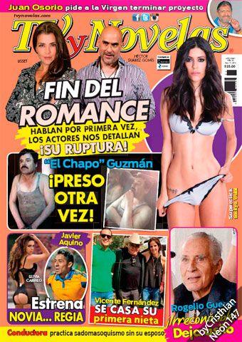 TV y Novelas México - 11 Enero 2016 - El