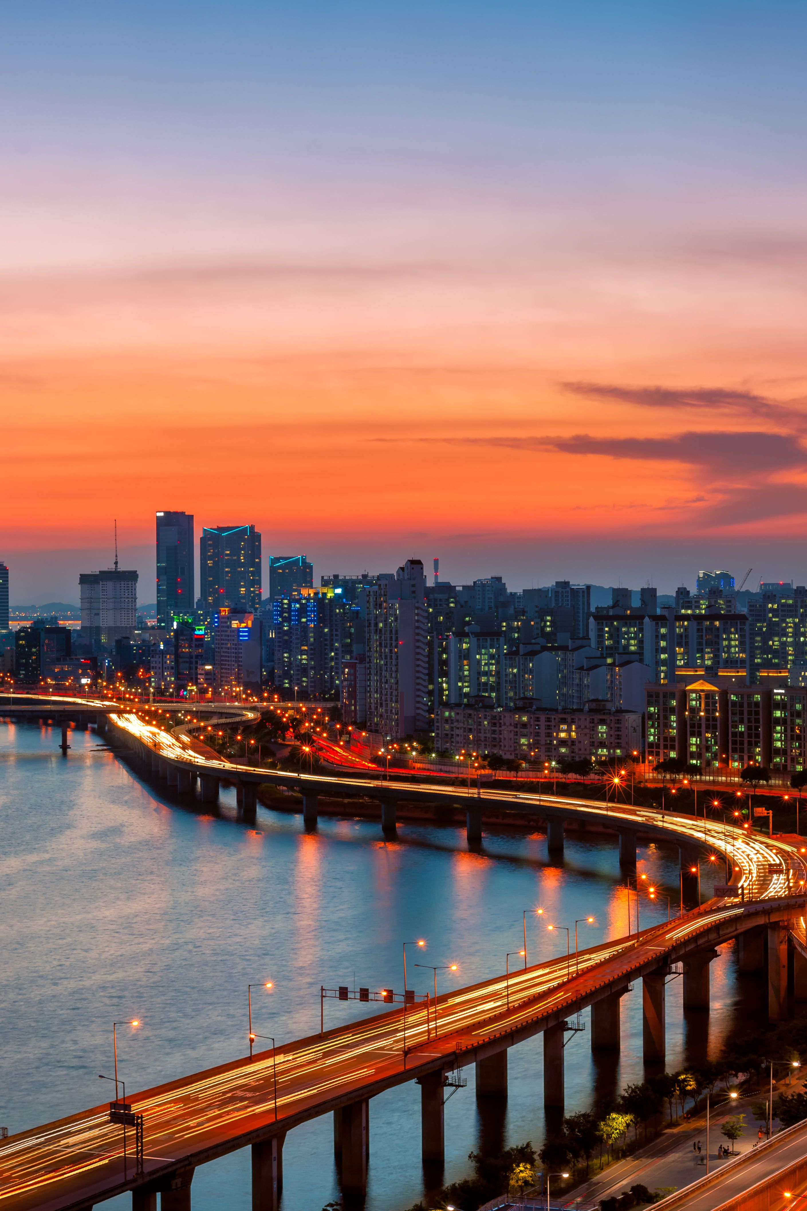 Namsan cable car - See Seoul By Night From The Air And Water With A Namsan Cable Car Ride To