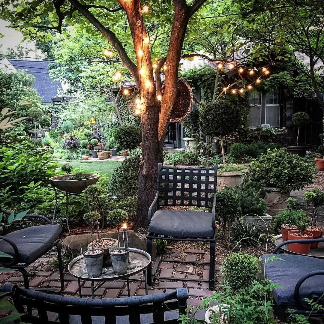37 Small Outdoor Spaces To Inspire Your Garden