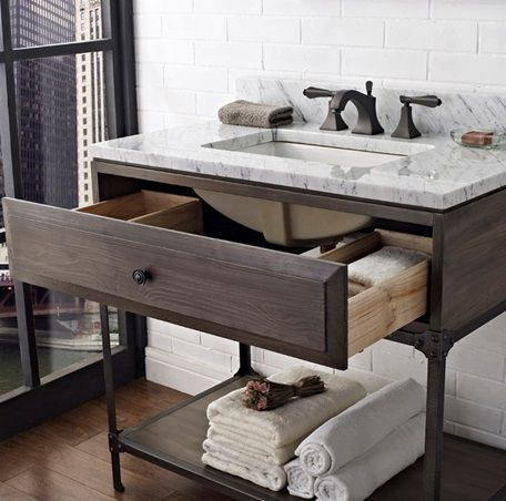 die besten 25 offenes badezimmer ideen auf pinterest. Black Bedroom Furniture Sets. Home Design Ideas