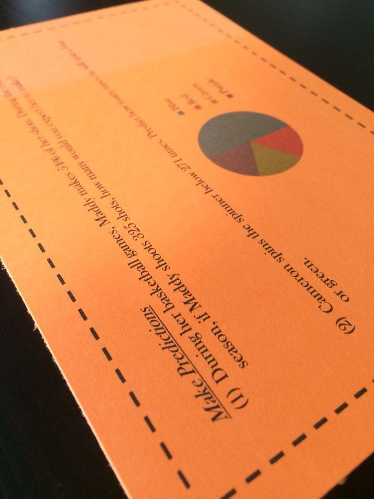 Math Enrichment Problems (Probability) - 6th Grade   Math ...