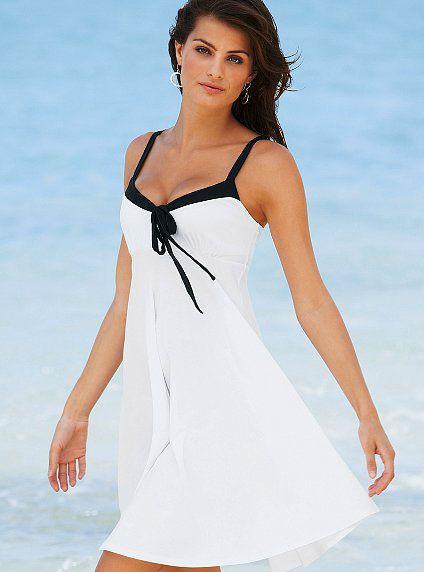 Biala Sukienka Victoria S Secret R 34 36 4863919440 Oficjalne Archiwum Allegro Summer Dresses Casual Summer Dresses White Dress Summer