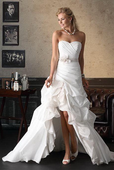 Brautkleider Ausgefallen Kurz Brautkleider Marriage