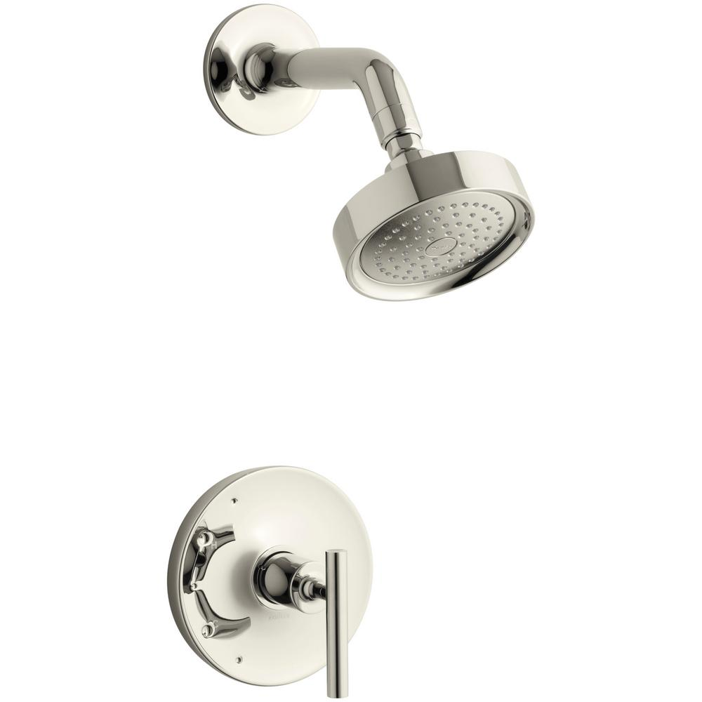 Kohler Purist 1 Handle Tub And Shower Faucet Trim Kit With Lever