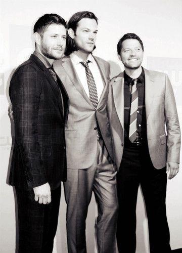 Jensen Ackles Imagens Jared And Misha HD Wallpaper