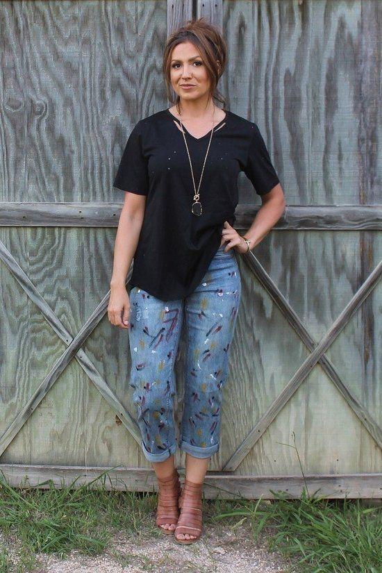 L & B > Plus Size Jeans > #L17009-X − LAShowroom.com