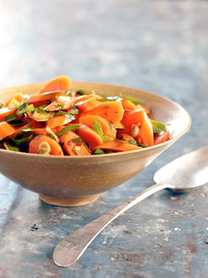 Recipes from The Nest - Moroccan Carrots