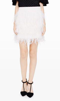 bfbee5fcd6 Dace Feather Skirt - Club Monaco Mini - Club Monaco Canada | Clothes ...