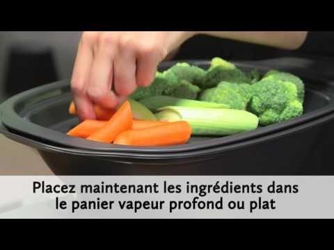 Instructions Pour La Cuisson A La Vapeur Avec Le Robot Menager Monsieur Cuisine Edition Pl Robot Cuisine Monsieur Cuisine Recette Recette Monsieur Cuisine Plus