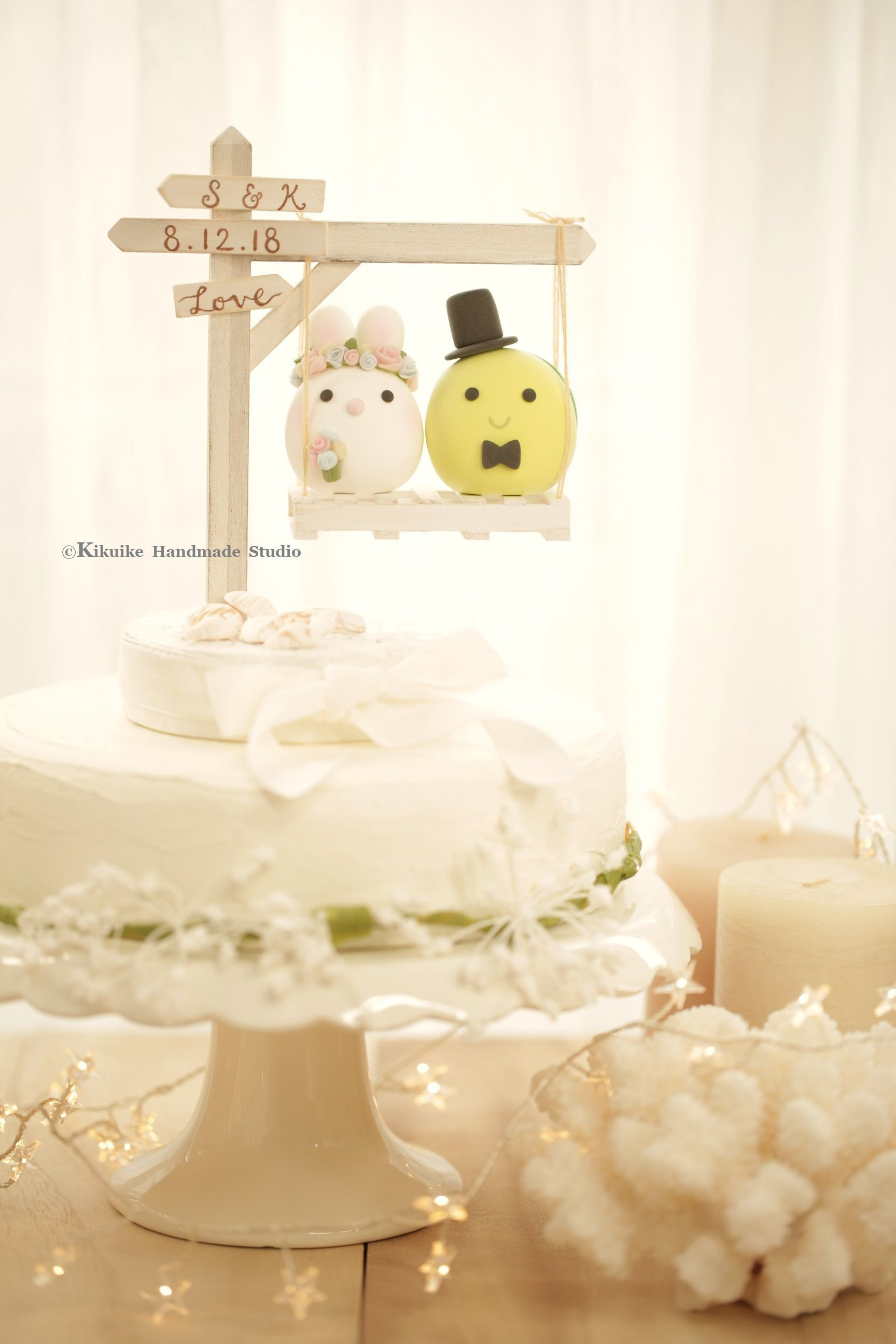 Funky Turtle Wedding Cake Toppers Picture Collection - Wedding Idea ...