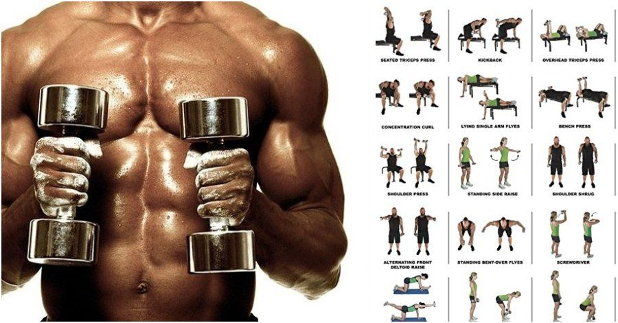 Gym Guider How to Build Muscle Fast - Weight training #weighttraining