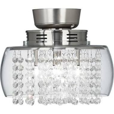 Crystal And Chrome Bathroom Exhaust Fan Light Bathroom Exhaust - Bathroom exhaust fan with pull chain for bathroom decor ideas