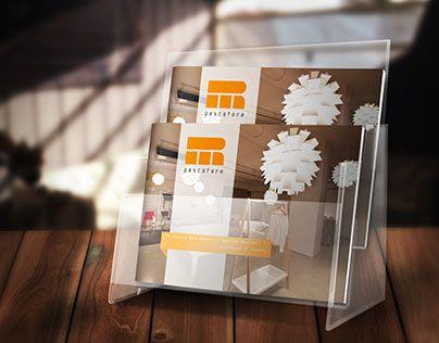 "Check out new work on my @Behance portfolio: ""Progettazione    Brochure    Magazzini Pescatore"" http://on.be.net/1L1i3eg"