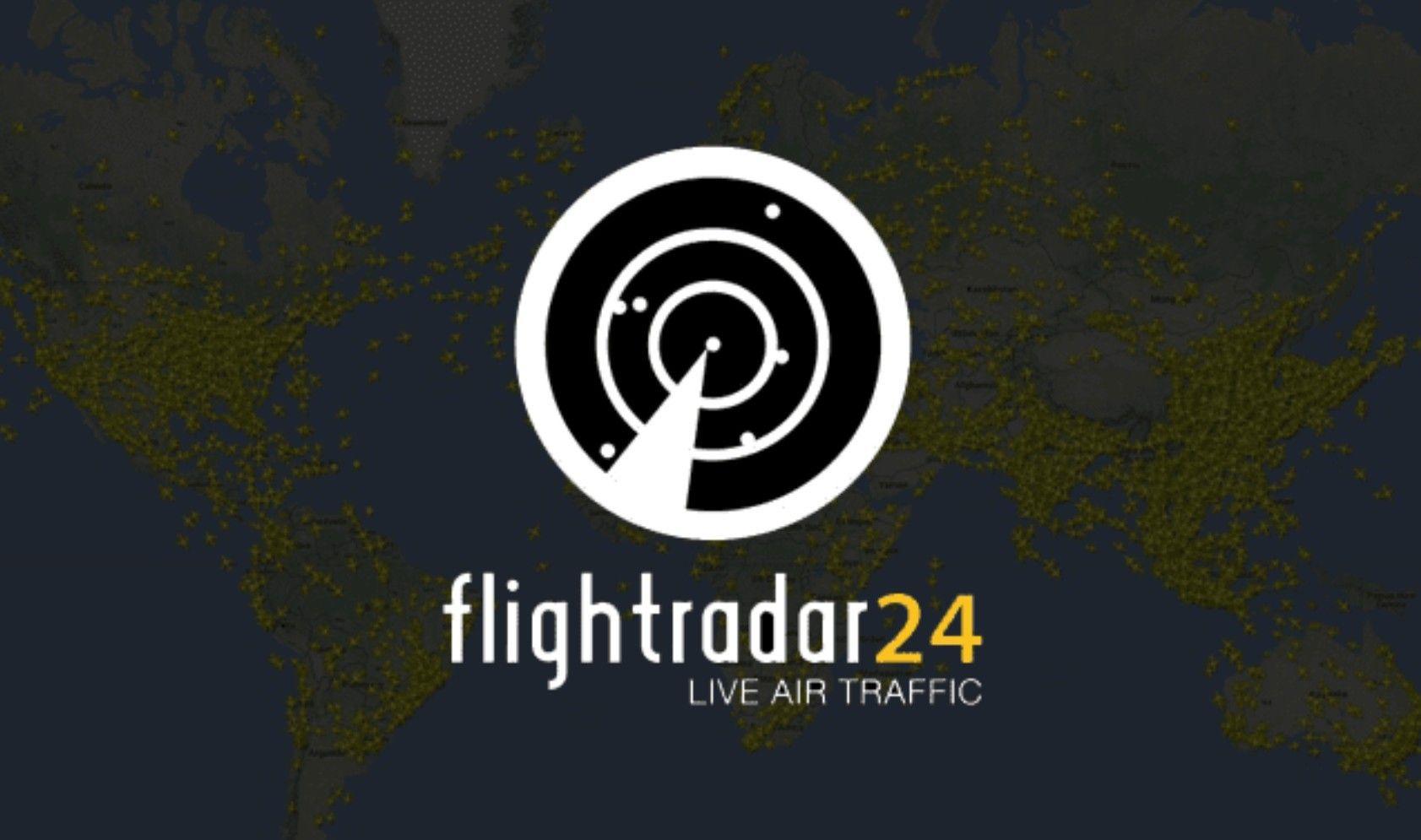Flightradar24 live flight tracker realtime flight