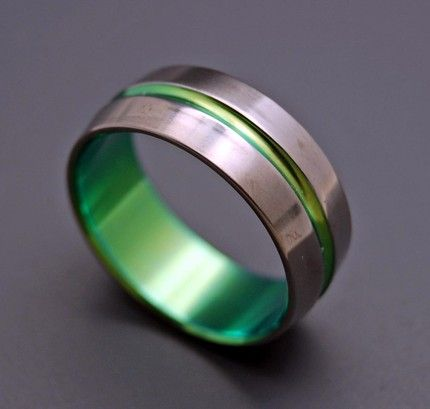 Unique Men Wedding Bands **Pic Heavy ** - NWR/Chit Chat - Project ...